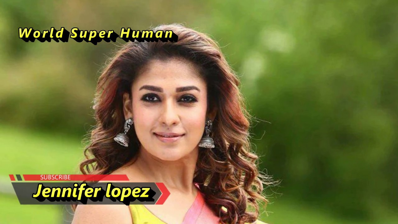 Nayanthara :Hottest South Indian Actresses