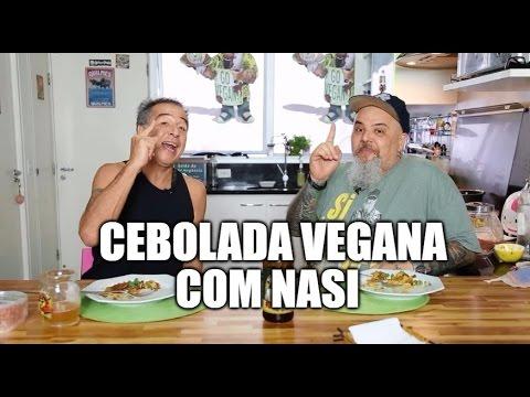 Cebolada Vegana Com Nasi | Panelaço Com João Gordo