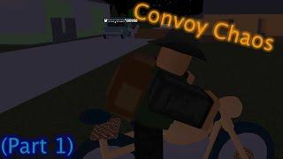 Roblox Apocalypse Rising - Convoy Chaos (Part 1)