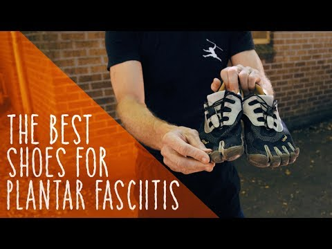 The Best Shoes For Plantar Fasciitis
