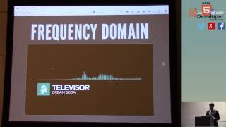 "HTML5DevConf: Jordan Santell, ""Browser Dance Party: Visualizing Audio with the Web Audio API"""
