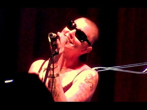 SINEAD O'CONNOR  Glastonbury 2013 brilliant live set.HD. acoustic tent