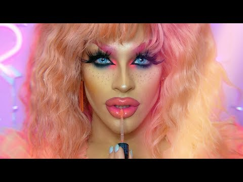 Peachy Keen Tutorial | Jeffree Star Jawbreaker Palette thumbnail