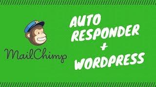 Email Marketing Grátis | Entregar ebook com autoresponder do MailChimp - WordPress Definitivo