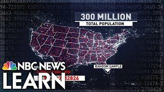 NBC News Learn: Opinion Polls and Random Sampling thumbnail