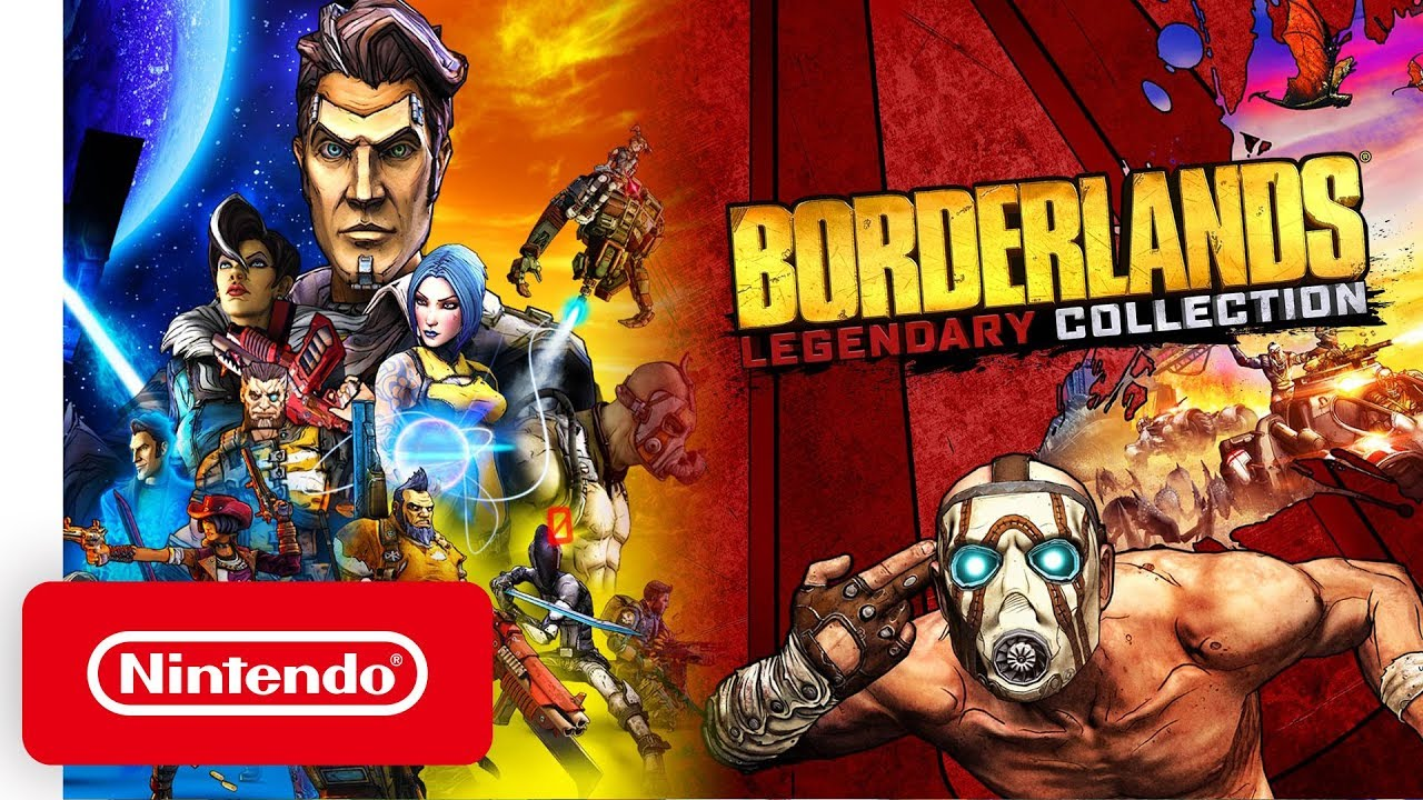Borderlands Legendary Collection - Launch Trailer - Nintendo Switch - Nintendo