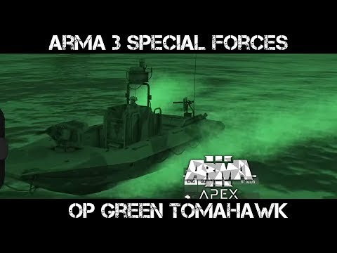 ArmA 3 Special Forces Gameplay - Operation Green Tomahawk
