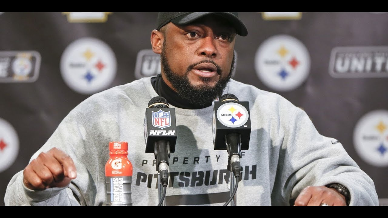 Mike Tomlin: NFL needs to revisit catch rule