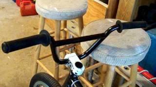 Custom BMX dk bike