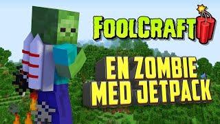 EN ZOMBIE MED JETPACK   Foolcraft 3 Modpack - #7
