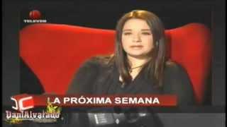 (Adelanto) Revelaciones Impactantes en Detrás de Las Cámaras: Daniela Alvarado
