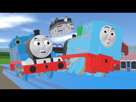 TOMICA Thomas & Friends Short 47: Journey Beyond Realism (Draft Animation - Behind the Scenes)