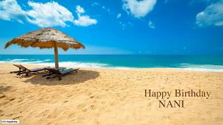 Nani  Nature & Naturaleza - Happy Birthday