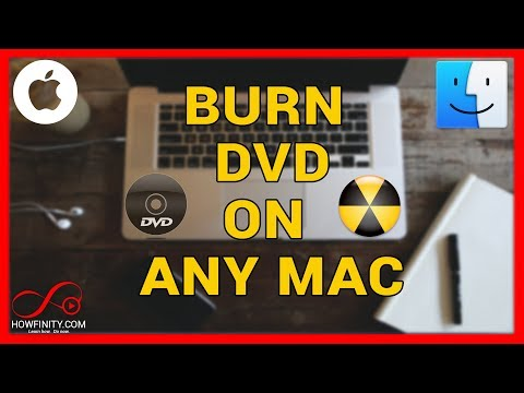 How To Burn DVD On Any Mac-Data DVD Or Video DVD