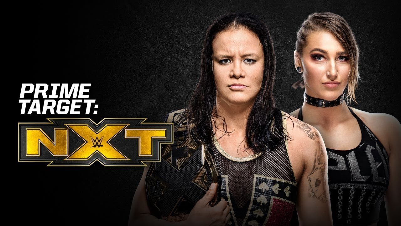 Rhea Ripley Prepares To Challenge Nxt Women S Champion Shayna Baszler Prime Target Nxt
