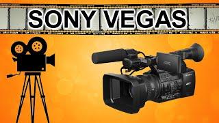 Эффект видеокамеры в Sony Vegas. Таймкод. Уроки видеомонтажа