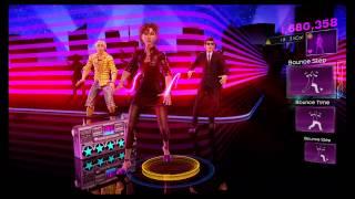 Dance Central 3 - Samba de Janeiro (Hard) - Bellini - Gold Stars