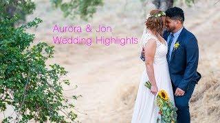 Wedding Video Sample - Aurora and Jon