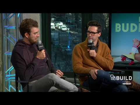 """Rhett And Link On Changing Their Appearances For """"Rhett & Link's Buddy System"""""""
