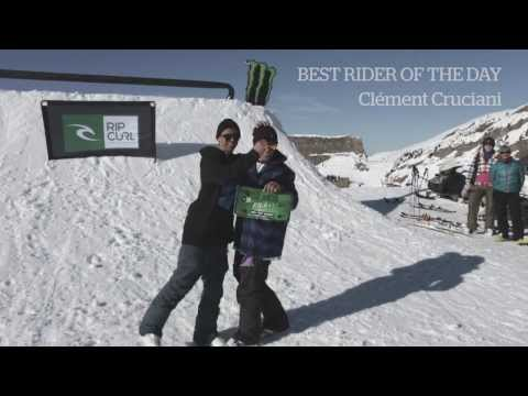 "Rip Curl ""Alive And Kickin"" by Monster Energy - Avoriaz France"
