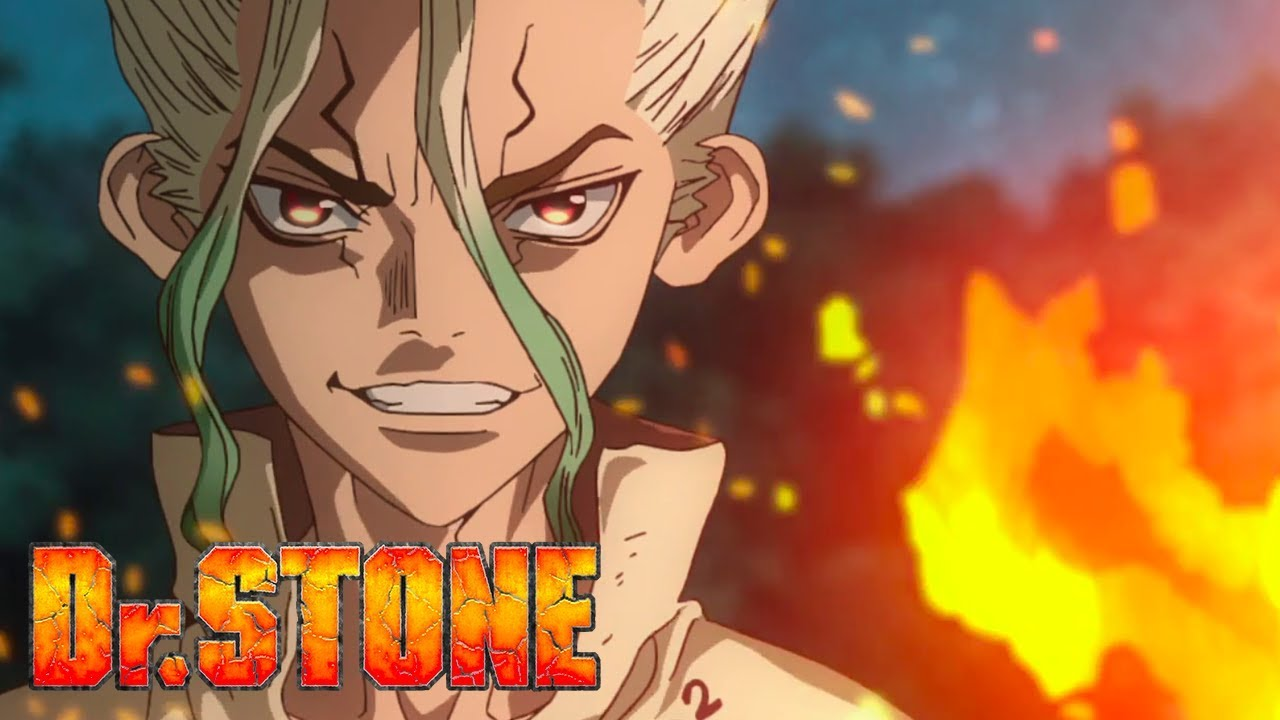 Senku Dr Stone Wallpaper