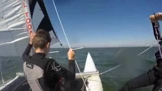 Catamaran zeilen bij Sailtoday