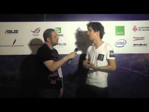 DH Valencia: Grubby Interview