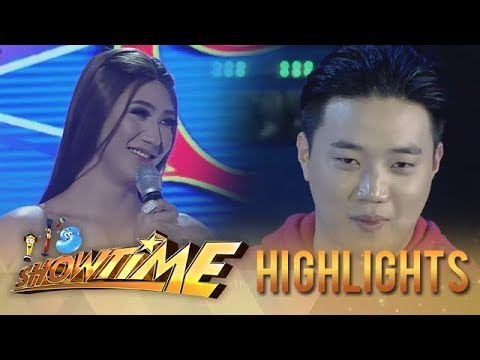 It's Showtime Miss Q & A: Candidate No. 2 confesses to Ryan Bang