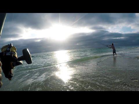 GUILDERTON BEACH Tailor Herring Snook & Patience! With My Bro