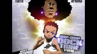 The boondocks Dick riding obama
