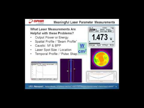 Right and Wrong Ways to Manage Laser System Variables in Materials Processing