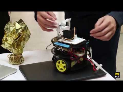 Student projects from Digital Signal Processing Design Lab and Adv. Embedded Systems