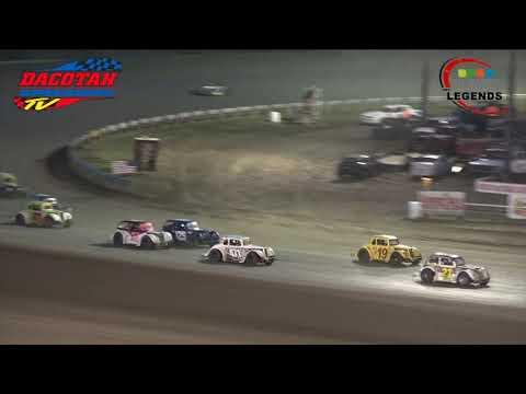 Dacotah Speedway   INEX Legends   8-16-19