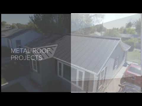 BLACK HILLS ROOFING PROJECTS