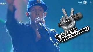 Stronger - Alex Hartung | The Voice 2014 | Live Clash