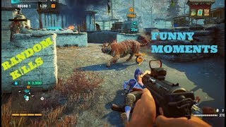 Far Cry 4 Multiplayer- Random Kills And Funny Moments 8