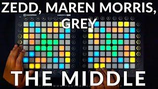 Download Lagu Zedd, Maren Morris, Grey - The Middle // Dual Launchpad Performance Mp3