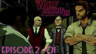 The Wolf Among Us - Episode 2 - 01 - Interrogation