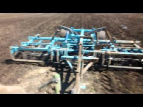 Уплотнитель почвы УПП-6 производства КанмашАГРО