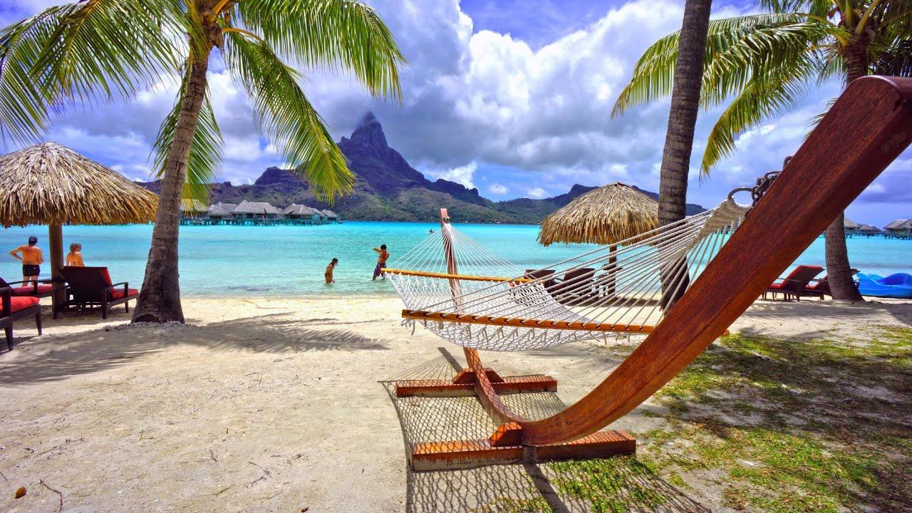 InterContinental Bora Bora Resort & Thalasso Spa HD - YouTube