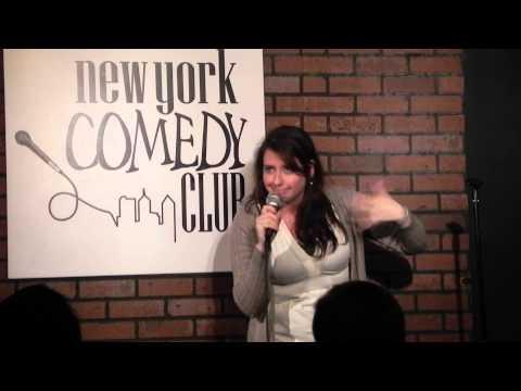 Erin Conroy at New York Comedy Club - 4/25/14