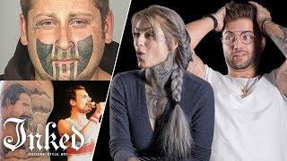 Download Tattoo Artists Fix Bad Tattoos | Tattoo Artists Answer Mp3 and Videos