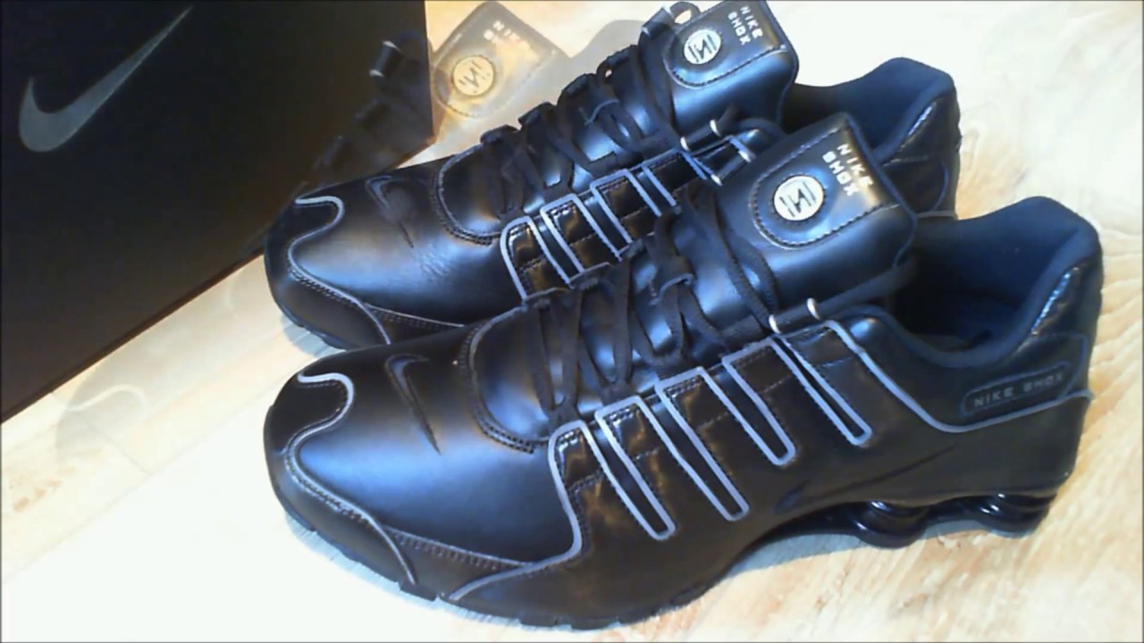 best service ee5fc fc4aa Nike NikeID Shox NZ Custom Designed Shoes