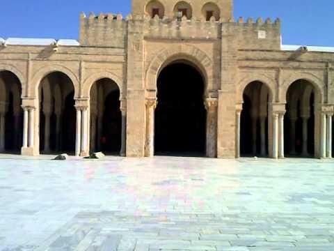 مسجد القيراوان في تونس Holiday Mosque alqarawan in tunisia.mp4