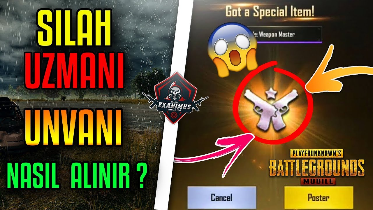 How To Be Gun Master?  |Pubg Mobile|