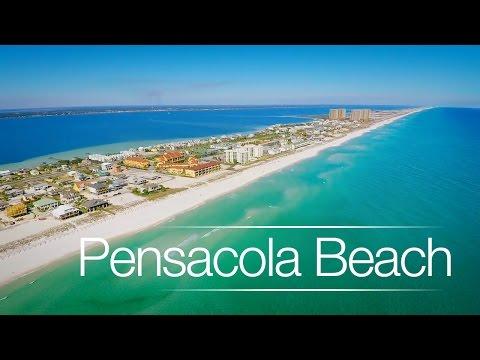 Pensacola Beach Drone Videography by Pelican Drones