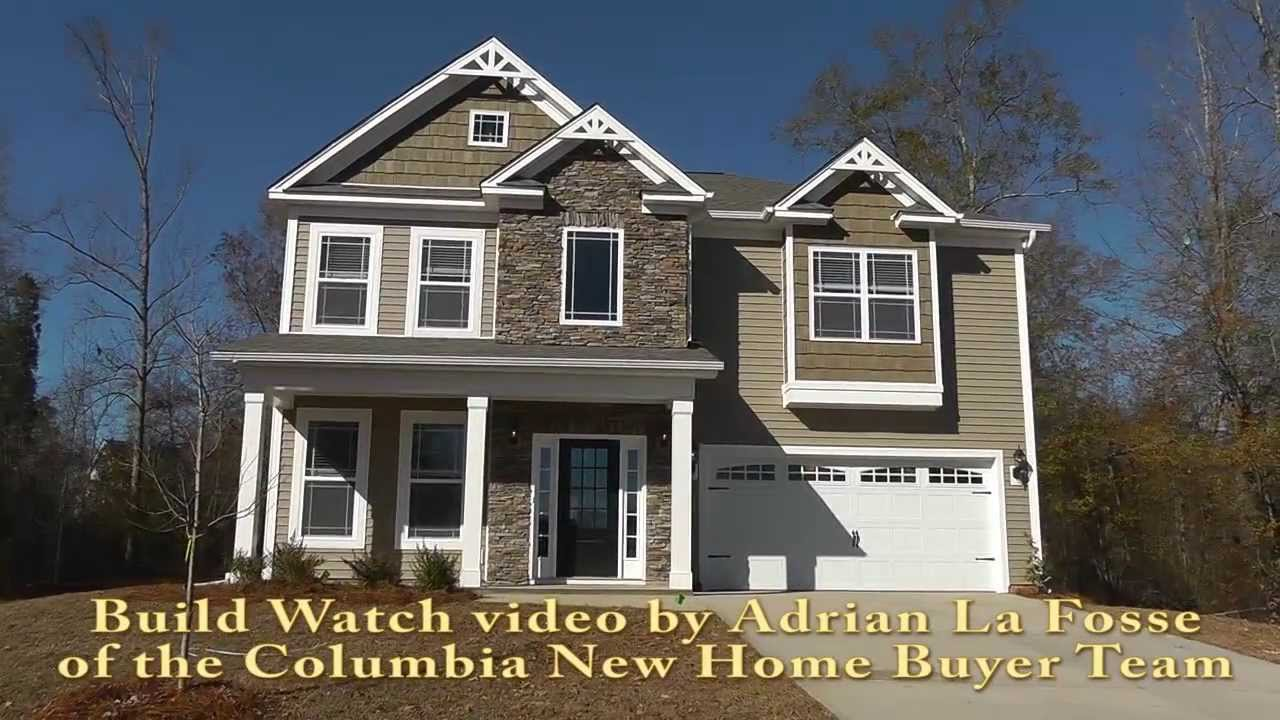 Columbia Sc New Home By Fortress Builders Build Watch For The Blackwell Family 12 11 13