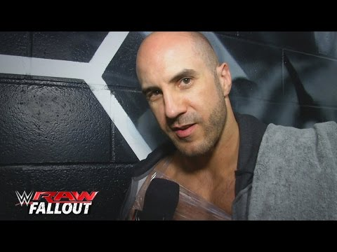 Cesaro Hat Klare Worte Für Roman Reigns: Raw Fallout – 9. November 2015