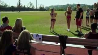 Repeat youtube video attack of the 50 foot cheerleader