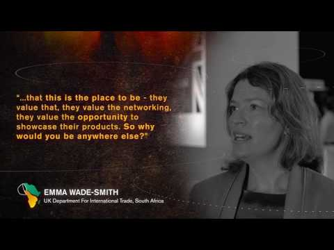 Mining Indaba 2017: Emma Wade-Smith - UK Department For International Trade, South Africa
